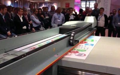 Canon potencia la fabricación de impresoras planas
